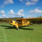 Piper Cub G-BVAF