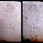 Gunstone Brothers Graves, The Somme.