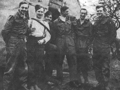 dk185 canadian crew