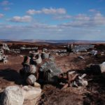 Superfortress 44-61999 'Over-Exposed!' Air Crash Site on Bleaklow