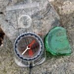 Fragment of bottle, crash site of USAAF C-54 D 45-543