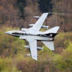 617 Squadron Tornado GR4s