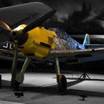 Messerschmitt Bf109E 4101