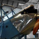Avro Avian G-EBZM