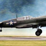 Curtiss P-40M Warhawk 210855