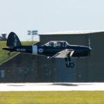 de Havilland Canada Chipmunk WG486 at RAF Coningsby