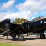 Lancaster bomber NX611 'Just Jane'