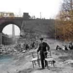 Collyhurst, Manchester, Then & Now.