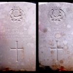 Gunstone Brothers' graves, Luke Copse CWGC
