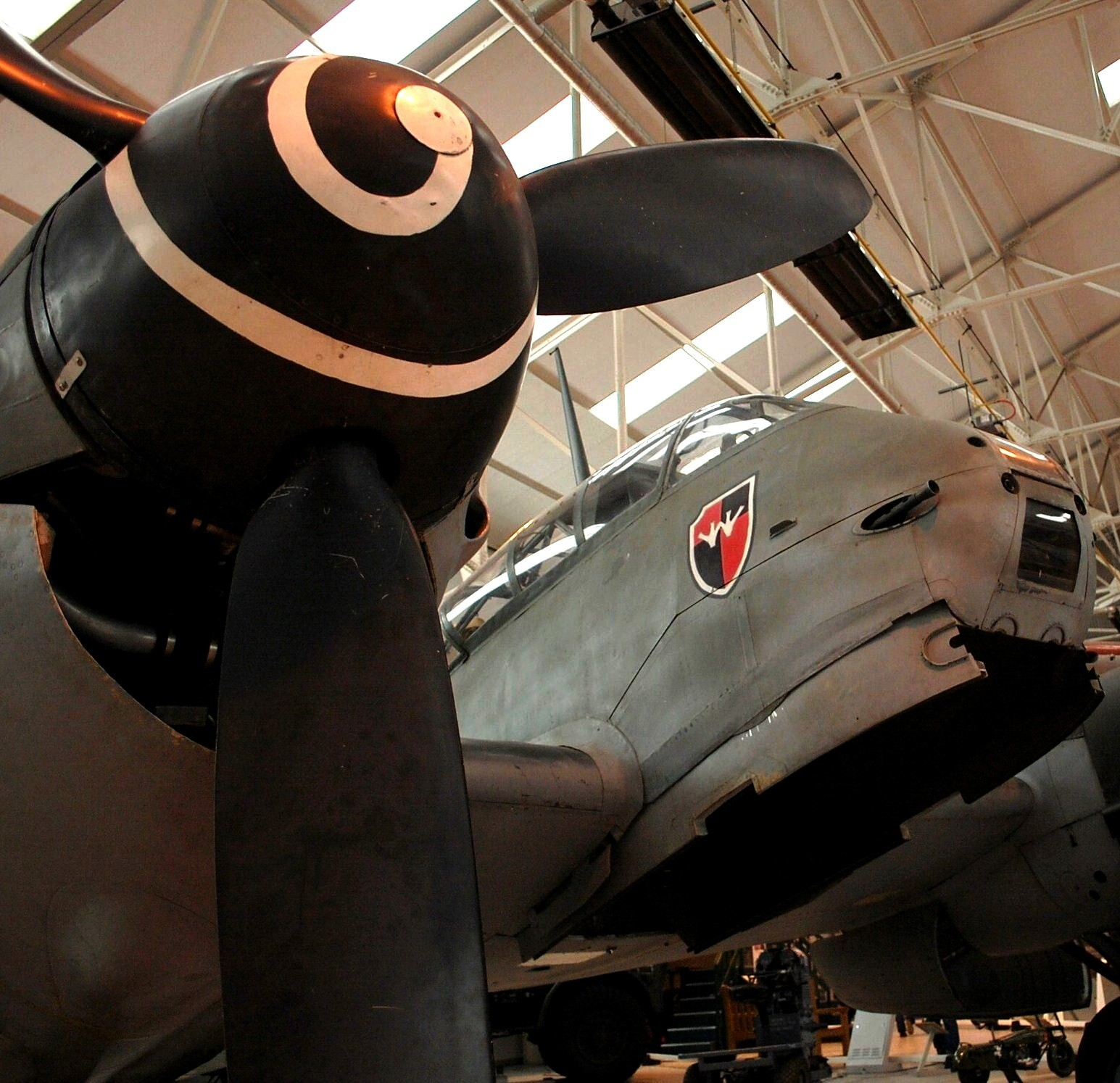 Roger Freeman Collection FRE 5464   American Air Museum in