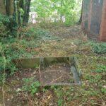 Air raid shelter entrance, Manchester road, Bury (2)