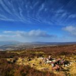 3 air crash sites on Tintwistle Knarr
