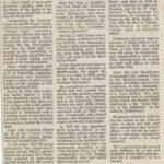 Obituary R Heathcote 1990