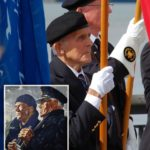 The life-line is firm thanks to the Merchant Navy