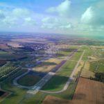 RAF Upper Heyford from the air