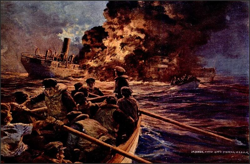 Burning_tanker_of_the_North_Atlantic_08Feb1943