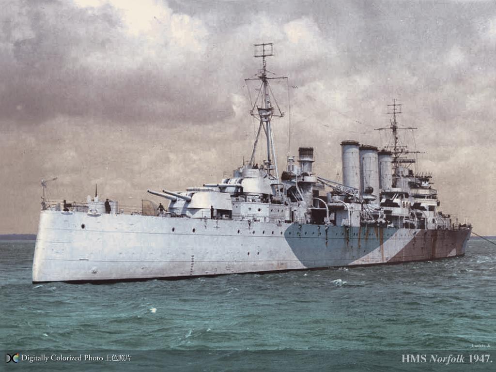 HMS Norfolk 1